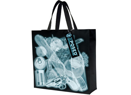 Xposed bag
