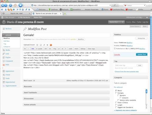 nuovo-wordpress